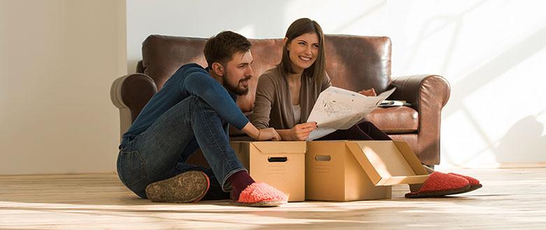 Ajuda na Mudança de Casa