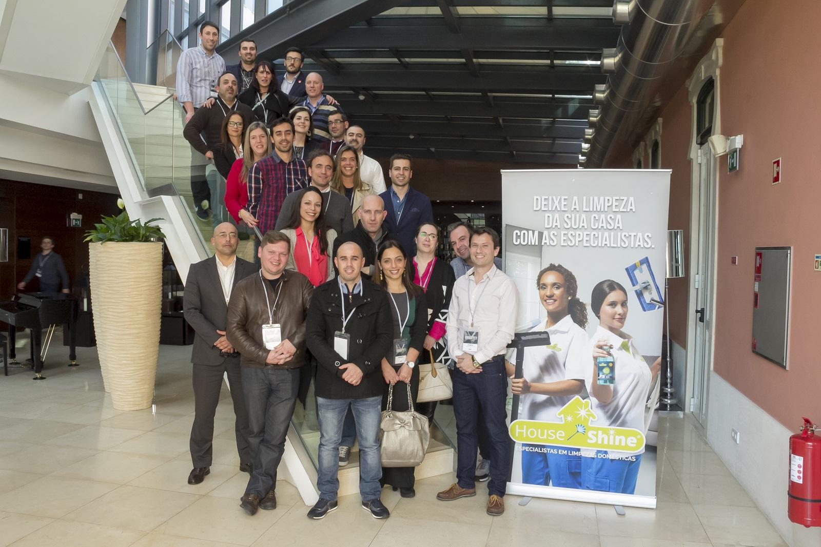 """Grupo NBRAND realiza Convenção """"Consolidar o Presente, ganhar o Futuro"""""""